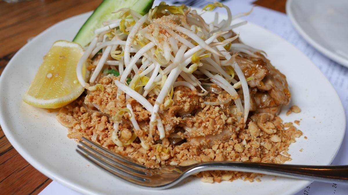 ChinChinの料理