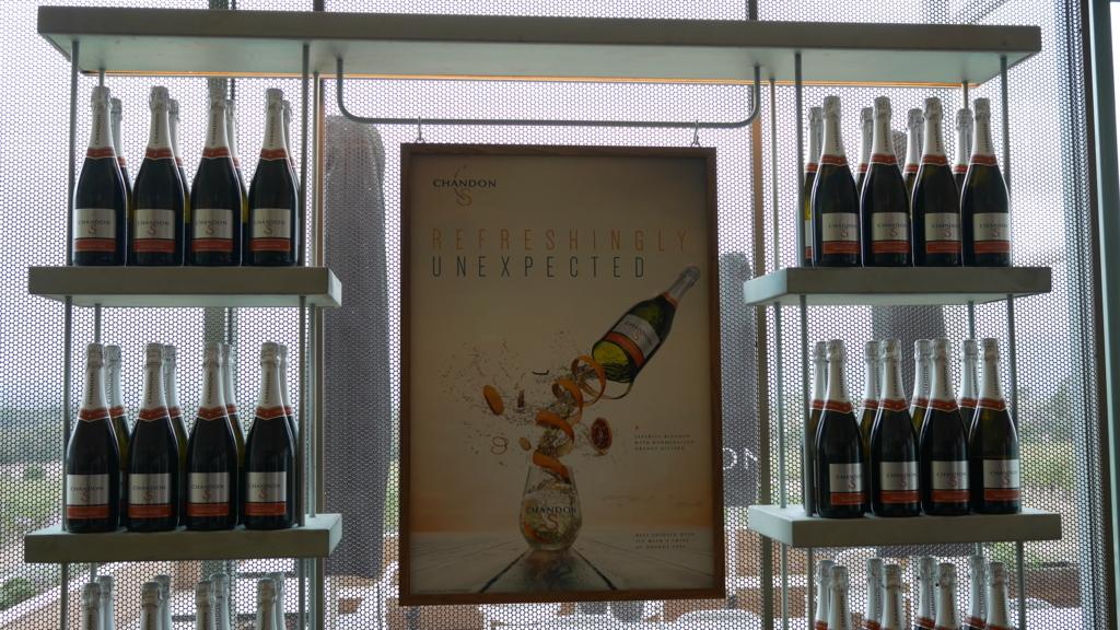 ドメーヌシャンドンのシャンパン