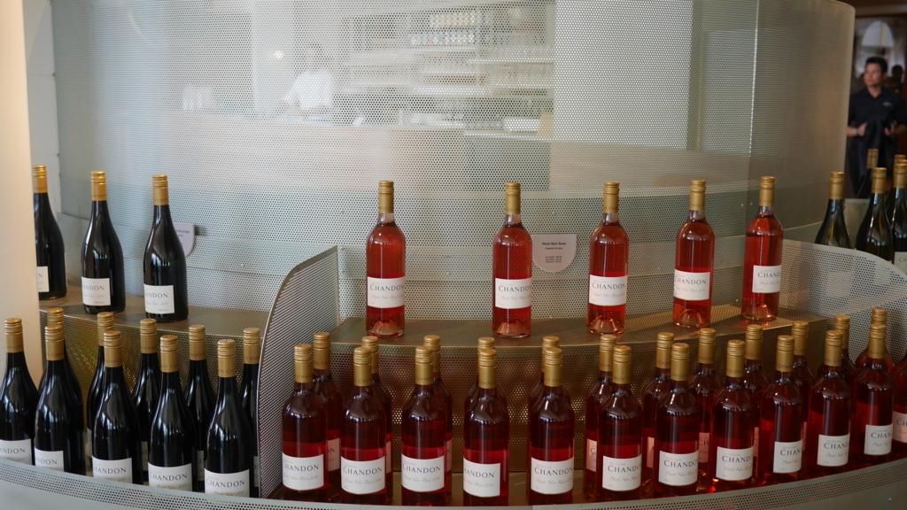 ドメーヌシャンドンのワイン