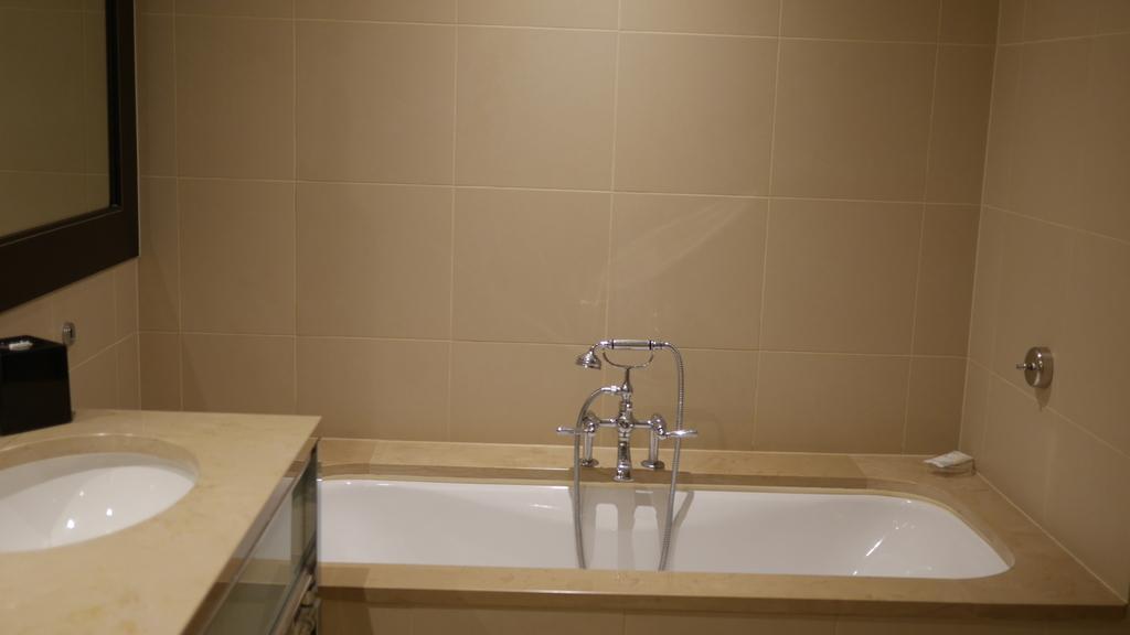 ウェスティンメルボルンの浴室