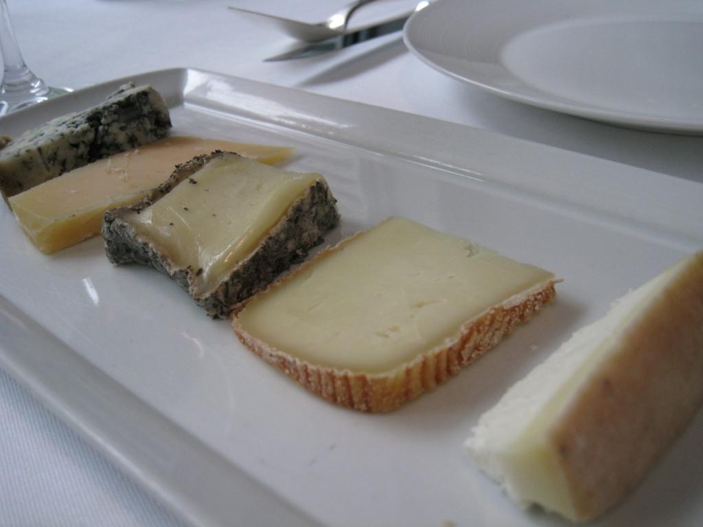ニューヨーク ザ・モダン チーズ