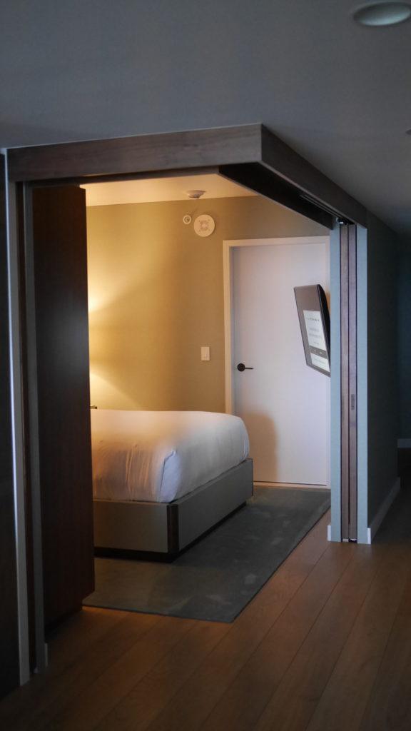 リッツカールトンワイキキ3BRの部屋