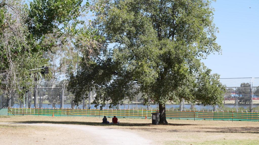 F1オーストラリアGP アルバートパーク