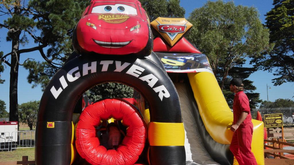 F1オーストラリアGP キッズコーナー