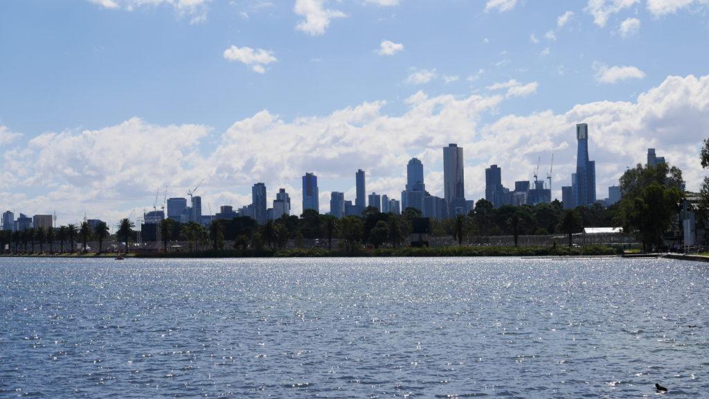 F1オーストラリアGP 景色