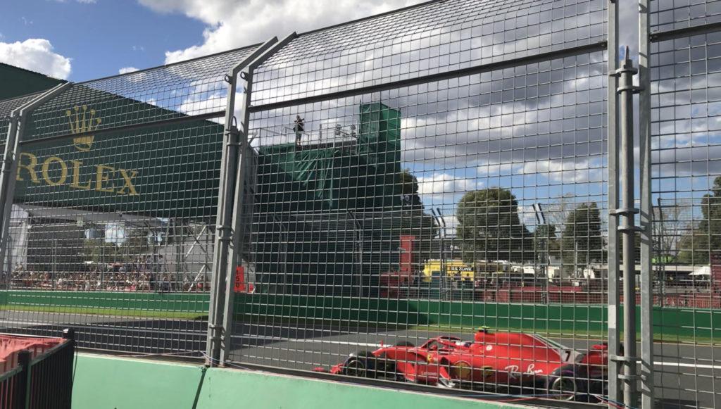 F1オーストラリアGP ライコネン